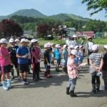 赤倉小学校花壇整備