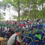「復興絆の森づくり」植樹祭