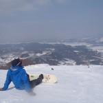 赤倉温泉スキー場まつり
