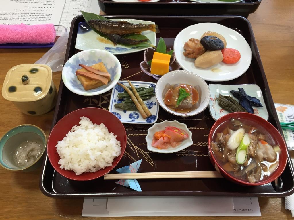【試食会】たらふく御膳は1200円也?
