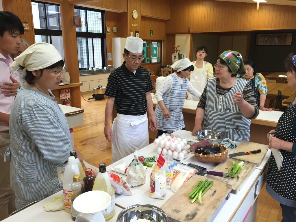 【学び】師に捧げる天ぷらの味やいかに